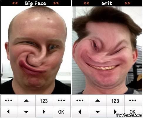 Приложение На Андроид Искривление Лица